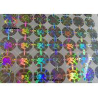 Wholesale 3D Round Shaped Hologram Seal Stickers Body Building Steroids Packaging from china suppliers