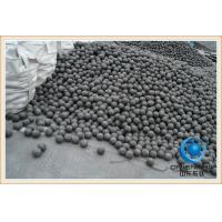 Wholesale 3.5 Inch Forged Grinding Media Steel Balls 75mncr Mateterial Forged Grinding Balls from china suppliers