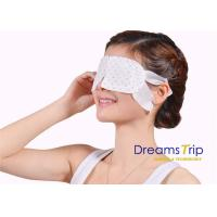 Disposable Fatigue Relief Steam Eye Mask Unscented Moisturizing warm Relax SPA