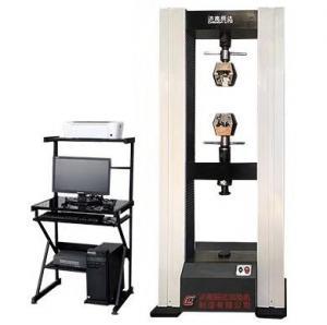 China WDW 200 Electronic Universal Testing Machine Material Tensile Bending Testing Machine China on sale