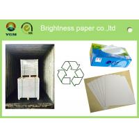 Wholesale Chemical-mechanical pulp recycled Duplex Board white back box packaging material from china suppliers