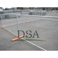 Wholesale High quality galvanized temporary fence factory /Removable fence from china suppliers