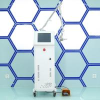 Quality wrinkle removal Co2 Fractional Laser / Fractional Co2 Laser machine for sale