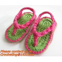 Wholesale baby sandals ,summer crochet toddler shoes,cheap kids slipper 9/10/11CM china baby shoes from china suppliers