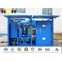 Wholesale Centrifugal Vacuum Oil Recycling Plant / Transformer Oil Treatment Plant from china suppliers
