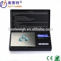 China Hostweigh facotry500g 0.1g plastic Digital Scale Pocket Jewelry Scale Weigh Balance, 1-Year Wa on sale