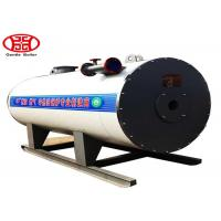 Buy cheap Horizontal Style Oil / Gas Fired Industrial Steam Boiler For Wood Working from wholesalers