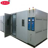 Wholesale Single Door Programmable Control High Temperature Aging Test Room RT+15 Deg C to 150 Deg C from china suppliers