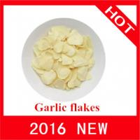Wholesale new dehydrated garlic flakes from china suppliers