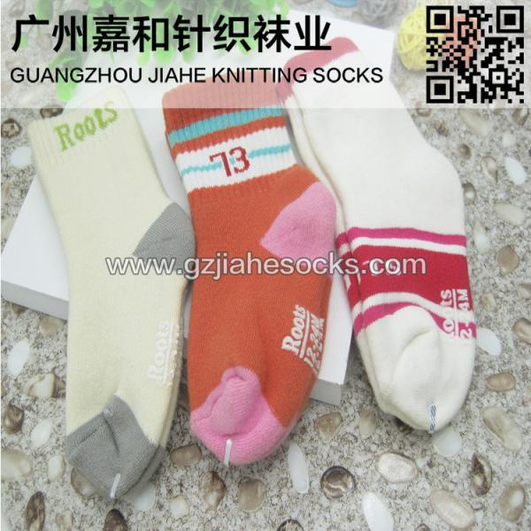Terry Baby Socks Wholesale OEM Custom Socks Factory of