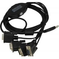 UT-8814 USB Serial Cable Converter DATA+ 4-ports USB to RS-232