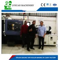 Wholesale Compact PTFE Extrusion Machine , Polymer Extrusion Machine Low Electric Loss from china suppliers