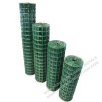 Wholesale Metal 4 X 4 Welded Wire Mesh Anti - Water For Industry / Farming Security from china suppliers
