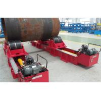 30T / 60T Hydraulic Pipe Welding Rotators Fit up Tank Rotator for Cylinder