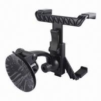 Buy cheap Accessories/Automobiles/Car Holder for Tablet 7 to 10 Inches, Easy Install from wholesalers