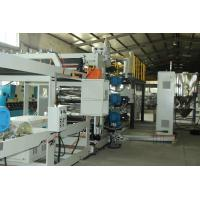 Wholesale Three Layer ABA HIPS PET Sheet Extrusion Line High Capacity High Speed from china suppliers