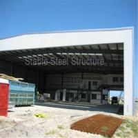 Wholesale Pre Engineered Steel Structure Building Warehouse for Aircraft Hangar from china suppliers