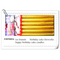 High quality ice foutain cake candle fireworks  birthday cake candles  party cake candles