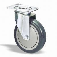 Wholesale Industrial Casters Wheel and Roller with 6202 Precision Ball Bearing, OEM Orders are Welcome from china suppliers