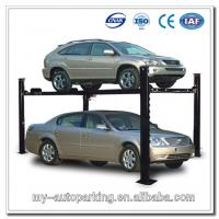 3700kg Cheap and High Quality 4 Post Car Lift for Sale