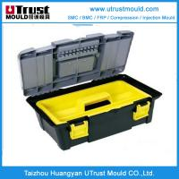 Wholesale Plastic injection molding popular Design plastic Custom Tool Box mould maker China from china suppliers