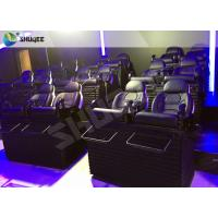 Wholesale Interactive Customizable Virtual Wonder Mobile 5D Theater With Safety Belt And 3D Glasses For Amusement Park from china suppliers