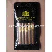 Wholesale Chinese cigar logo brand / Cigar Bag Humidor With Humidified System from china suppliers