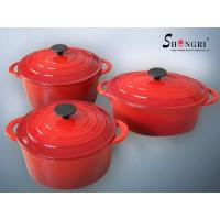 Wholesale Cast Iron Casserole from china suppliers