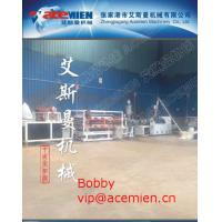 Wholesale Glazed Tile Roof Panel Making Machine / Plastic Roof Tile Extrusion Line with 880mm / 1040mm width from china suppliers