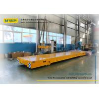 Wholesale Coil Steel Motorized Transfer Trolley Remote Control Full Automation Operation from china suppliers
