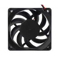 Wholesale 70mm axial fan,Low Noise 7015 12v dc cooling fan for ventilation from china suppliers