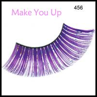 Wholesale Self-adhesive Artificial Colorful Eyelashes Hot Sale Party Custom Eyelash Packaging from china suppliers