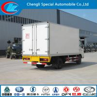 Wholesale Foton Mini 4X2 Refrigerated Van from china suppliers