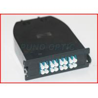 Wholesale MTP Patch Panel 12 Fibers Single Mode LC Duplex 40G/100G to 10G/25G from china suppliers