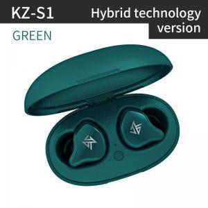 Buy cheap KZ S1 S1D TWS True Wireless Bluetooth 5.0 Earphones Dynamic/Hybrid Earbuds Touch from wholesalers