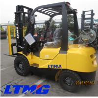 Wholesale 2018 LTMA hot sale dual Fuel Forklift 1.5T-3T lpg gasoline forklift price from china suppliers