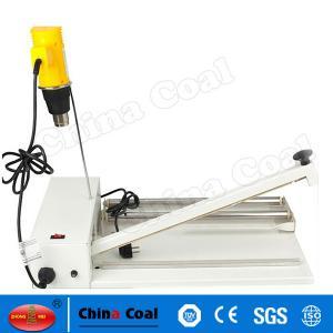 China High Quality Package Equipment 12kg SKA I Bar Plastic Bag Sealer With Shrink Heat Gun on sale