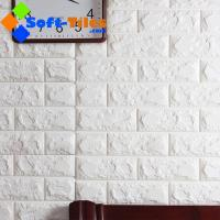 3d pe foam wall sticker panels wallpaper decor of item for Room decor 3d foam stickers