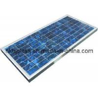 Buy cheap Glass Solar Panel from Wholesalers