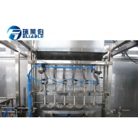 Wholesale 800BPH SUS304 7L Packaged Drinking Water Bottle Filling Machine from china suppliers