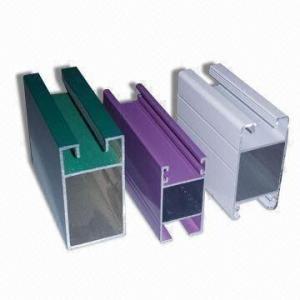 Wholesale custom Aluminum Door Extrusions , aluminum door and window framing from china suppliers