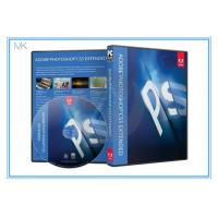 China Adobe Graphic Design Software Photoshop  Extended CS5 for Windows 100% activation on sale