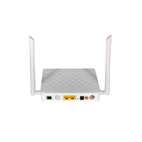Wholesale Dual Mode GEPON 2LAN Plus WIFI CATV FTTH ONU With Telnet, CLI, OMCI/OAM And Web from china suppliers