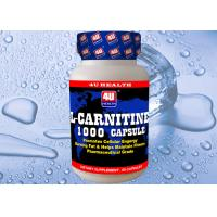 China L-Carnitine 60 Capsule Fat Burner Supplements for weight loss Acetyl-L-Carnitine on sale