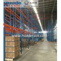 Wholesale Industrial Selective Pallet Racking System, Double depth, warehouse racks and shelves from china suppliers