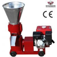 China Wood Pellet Machine Price and Wood Pellet Mill With Durable Roller and Die on sale
