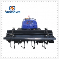 Wholesale Small Scale Diesel Track Agriculture Mini Cultivator from china suppliers