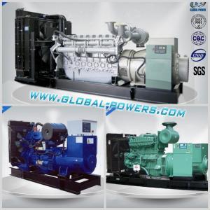 10Kw - 80Kw Prime Power Diesel Generator Set (Soudproof Available) With Perkins Diesle Engine