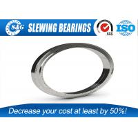 Wholesale Thin Section Light Type Rotary bearings with Non-Gear for canning machinery from china suppliers