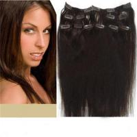 Wholesale Clip Human Hair Extension from china suppliers